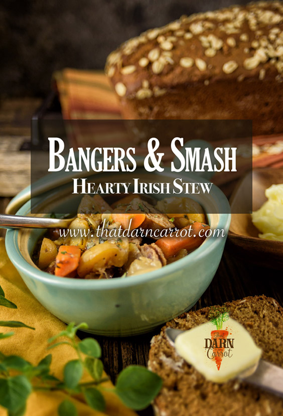 Bangers & Smash Irish Stew